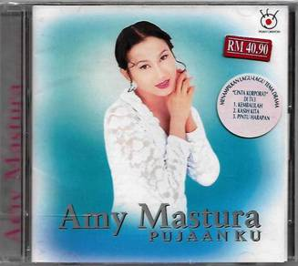Amy Mastura Pujaan Ku 2013 Album CD