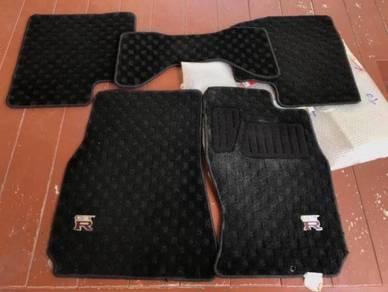 Nissan Skyline R34 Gtr carpet
