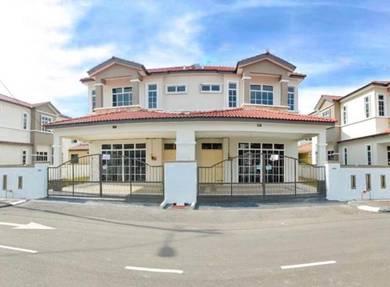 SEMI-D DOUBLE STOREY HOUSE (new house) Taman Restu, Fasa VI
