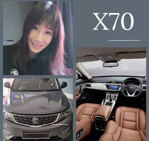 New Proton X70 for sale