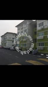 Fully furnished Samajaya Apartment for rent