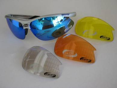 BBB Winner QuickStep Edition - 4 pairs lenses