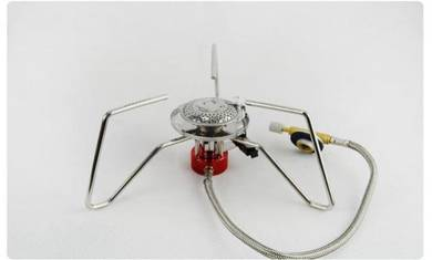 Spider gas stove