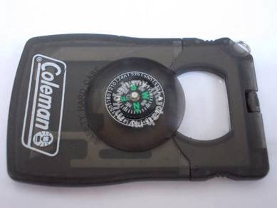 Coleman multitool survival carD