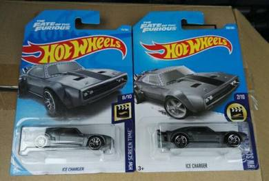 Hotwheels ice charger lot