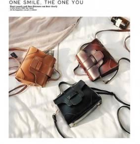 Korean Women's Fashion Retro Color Design Casual A