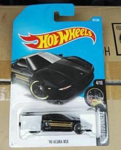 Hotwheels 90' Acura Nsx