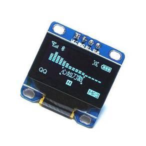 I2C Blue OLED Display 128x64