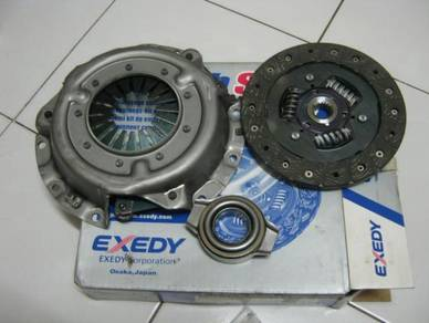 Set Clutch Plate for Proton WIRA