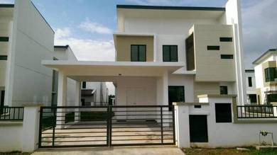 E'Roca Hills Brand New Double Storey Link Bungalow For Sale