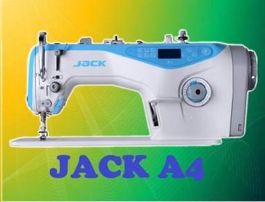 Mesin jahit jack A4 NEW B0728