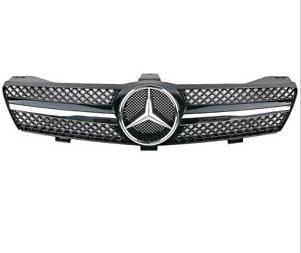 Mercedes-Benz C219 CLS-Class Chrome Sport Grille