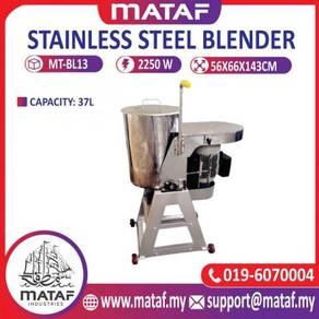 Stainless steel blender 37l