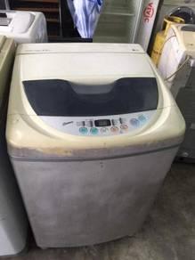 LG 8.5KG washing machine automatic top load