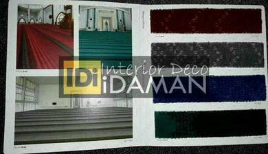 TukangPasang&bekal; karpet masjid, saf carpet