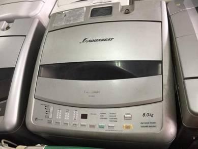 Panasonic 8kg automatic top load washing machine