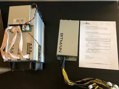 Bitmain Antminer S9 14 TH/s with APW3+Power Supply