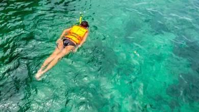 Pakej Aktiviti Langkawi: Pulau Payar Snorkeling