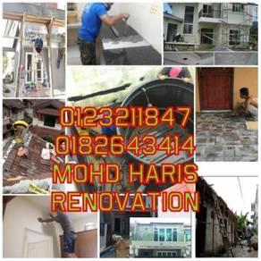Tukang rumah> area Putrajaya, haris