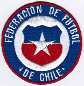 Chile National Football Team Chilean FIFA Patch
