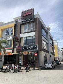 3 Storey Shop at Bandar Meru Raya (Pizza Hut)