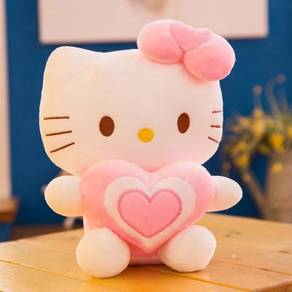 Hello Kitty cute doll plush valentine day present