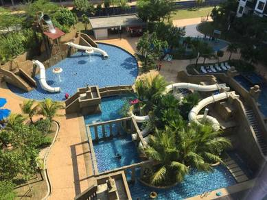 Swiss Garden Beach Resort Residence Kuantan