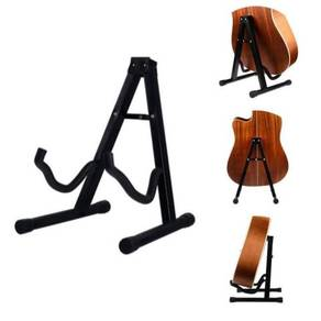 A frame single guitar stand 02