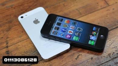 2Nd Iphone 5 -64gb LL ful-set