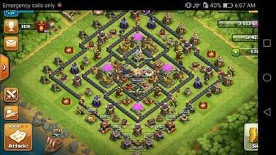 Clash Of Clan COC clash of clans