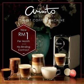 Arristo Diamond Coffee Machine