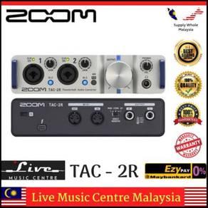 Zoom TAC-2R Thunderbolt Audio Converter Audio Inte