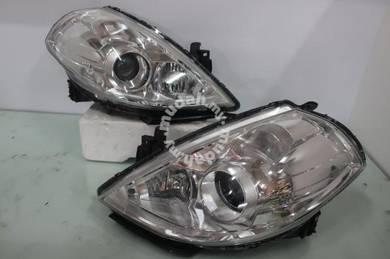 Nissan Latio Tiida C11 NFL HID Head Lights Lamps