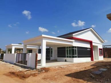 Rumah Berkembar Setingkat Di Jalan Pantai Sepat, Kuantan