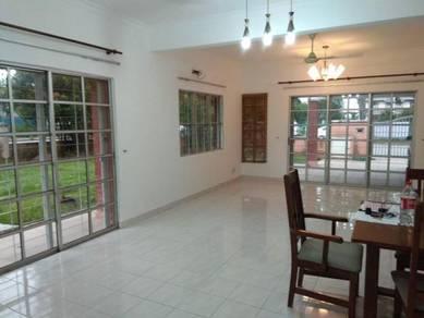 Double storey corner lot Subang Bestari - near secondary school