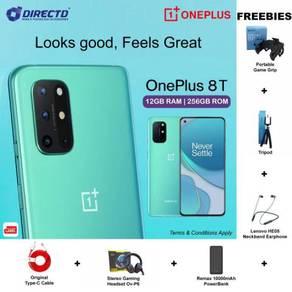 OnePlus 8T (120 Hz/12GB RAM/256GB ROM) + 6 HADIAH