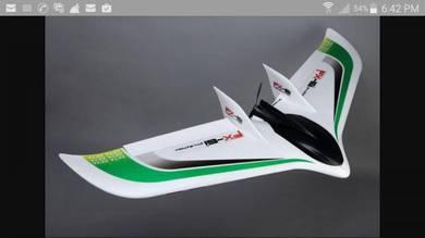 Phantom FX-61 EPO Foam Delta Wing Kit best for FPV