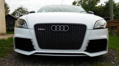Audi tt 8j converted to facelit ttrs style