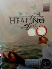 IMPORTED CD Healing 2 (5CD)