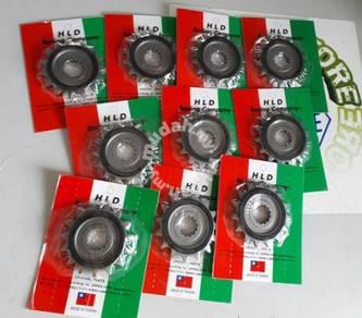 HLD Front Sprocket For VERSYS 650 ER6 15T