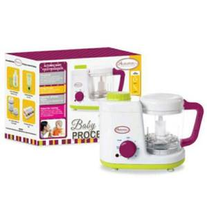 Autumnz 2 in 1 Baby Food Processor (Steam & Blend)