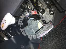 Mitsubishi triton 2015 locktech auto push start