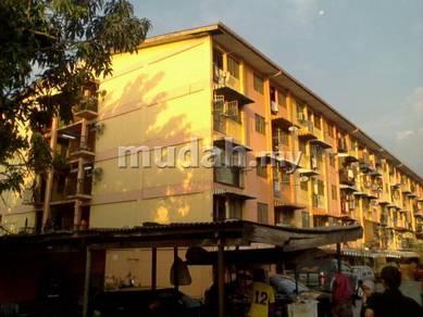 Mencari pemilik Flat Tmn Ampang Hilir, SDE