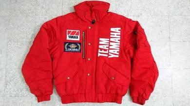 Jaket Original Team Yamaha Racing Sports TYR Red