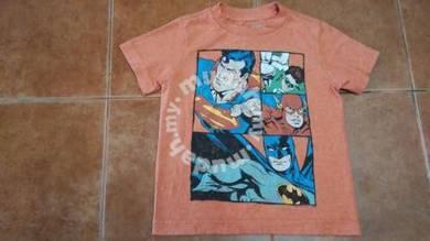 Baju Marvel Comic 5O/5O kids