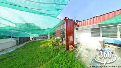 (360 VR) Batu Lanchang Eastern Garden 1 Sty Semi Detached House P Reno