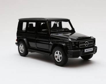 Mercedes benz black G63 AMG (w463) 1/32 diecast