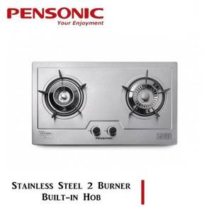 Pensonic Stainless Steel 2Burner Built Hob PGH619S