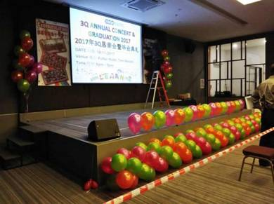Stage Balloon Deco 00736