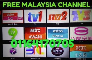 SPACIAL 4K ULTRA MALAYSIA+OVERSEAS TV box